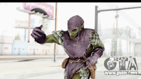 Marvel: Ultimate Alliance 2 - Green Goblin para GTA San Andreas