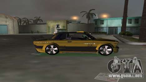 VAZ 2106 Fantasy Art Tunning para GTA Vice City left