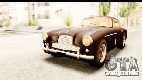 Aston Martin DB2 Mk II 39 1955 para GTA San Andreas