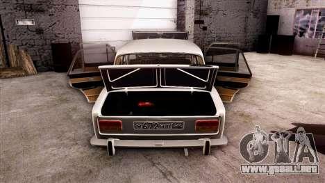 VAZ 2103 para visión interna GTA San Andreas