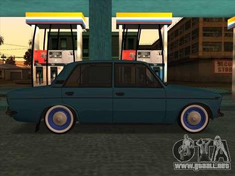 VAZ 2103 Resto para GTA San Andreas left