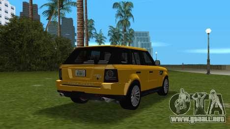 Range Rover Sport HSE (Rims 1) v2.0 para GTA Vice City visión correcta
