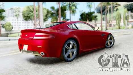 Maserati Bora Group 4 para GTA San Andreas vista posterior izquierda