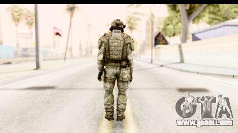 PLA American para GTA San Andreas tercera pantalla