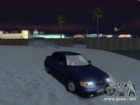 VAZ 2110 Beta Tuning para GTA San Andreas