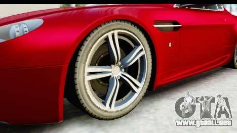 Maserati Bora Group 4 para GTA San Andreas vista hacia atrás