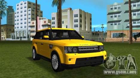 Range Rover Sport HSE (Rims 1) v2.0 para GTA Vice City vista posterior