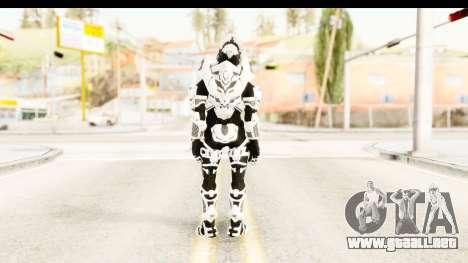 Halo 5 - Helioskrill para GTA San Andreas tercera pantalla