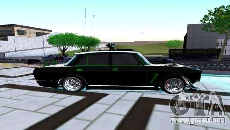 Moskvich 2140 Turbo De Optimización para GTA San Andreas left