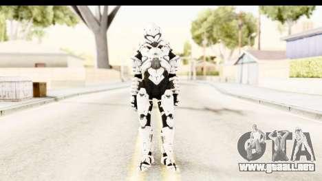 Halo 5 - Helioskrill para GTA San Andreas segunda pantalla
