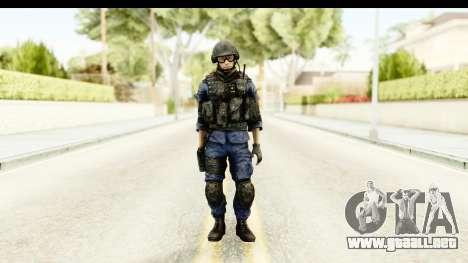 PLA Chinese para GTA San Andreas segunda pantalla