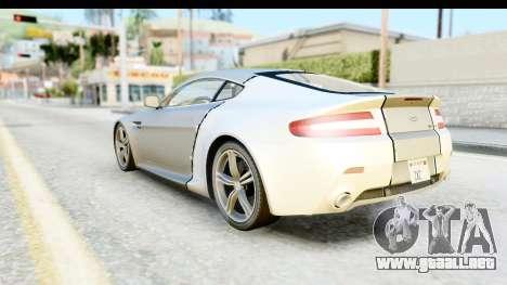 Maserati Bora Group 4 para vista inferior GTA San Andreas