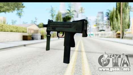CS:GO - MAC-10 para GTA San Andreas segunda pantalla