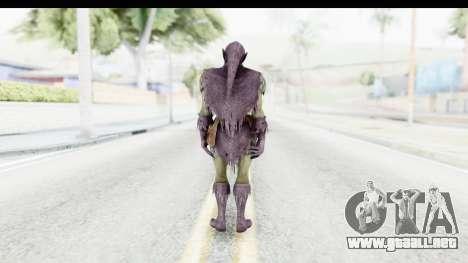 Marvel: Ultimate Alliance 2 - Green Goblin para GTA San Andreas tercera pantalla