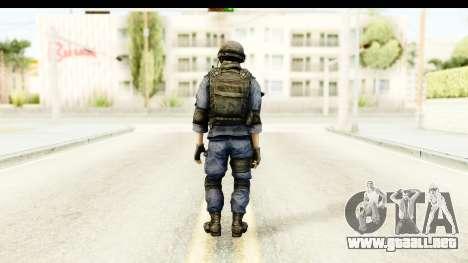 PLA Chinese para GTA San Andreas tercera pantalla