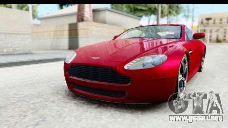 Maserati Bora Group 4 para la visión correcta GTA San Andreas