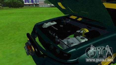 VAZ 2114 DTM TURBO SPORTS 2 para visión interna GTA San Andreas
