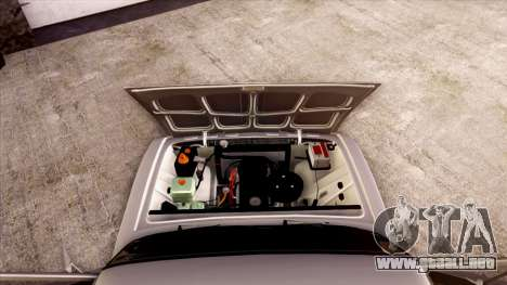 VAZ 2103 para vista inferior GTA San Andreas