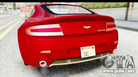 Maserati Bora Group 4 para vista lateral GTA San Andreas