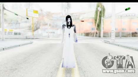 Fantasma de GTA 5 para GTA San Andreas segunda pantalla