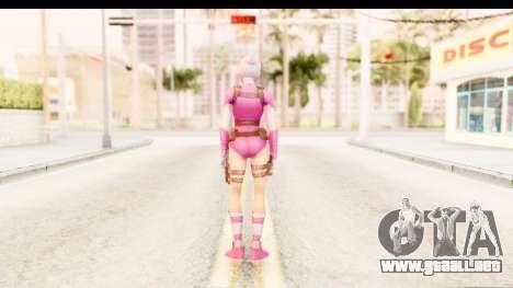 Marvel Future Fight - Gwenpool para GTA San Andreas tercera pantalla