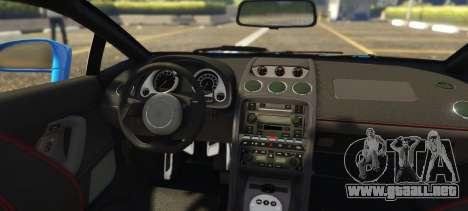 Lamborghini Gallardo Liberty Walk LB Performance para GTA 5