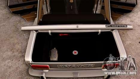 VAZ 2103 para el motor de GTA San Andreas