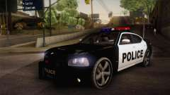 Dodge Charger SRT8 Police San Fierro para GTA San Andreas