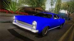 Bestia 1971 from Midnight Club 2 para GTA San Andreas