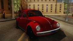 Volkswagen Beetle Escarabajo para GTA San Andreas