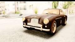Aston Martin DB2 Mk II 39 1955