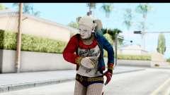 Suicide Squad - Harley Quinn para GTA San Andreas