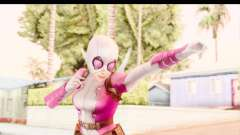Marvel Future Fight - Gwenpool para GTA San Andreas