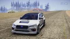 Subaru WRX STI LP400 2016