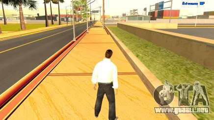 El funcionamiento sin fin para GTA San Andreas