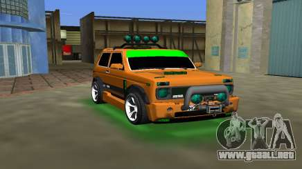 VAZ 21213 NIVA 4x4 Tuning para GTA Vice City