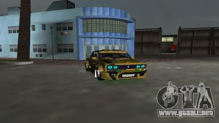 VAZ 2106 Fantasy Art Tunning para GTA Vice City