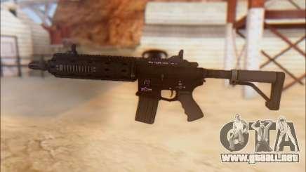 GTA 5 Vom Feuer Carbine Rifle para GTA San Andreas