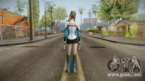 Wang Yuanji DW7 para GTA San Andreas tercera pantalla
