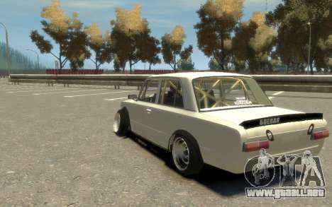 VAZ 2101 Combate Clásico (Paul Black prod.) para GTA 4 left