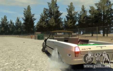 GAZ 310221 Vivir Barcaza (Paul Black prod.) para GTA 4 left
