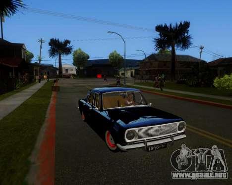 GAZ 2401 para la visión correcta GTA San Andreas