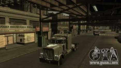 ENB Config by avydrado para GTA 4 décima de pantalla