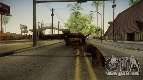 Silent Hill 2 - Pistol 2 para GTA San Andreas tercera pantalla