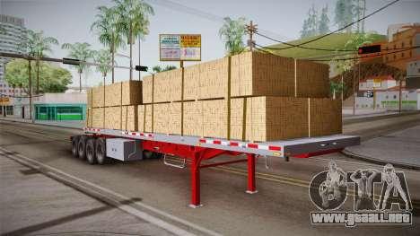 Trailer Americanos v2 para GTA San Andreas