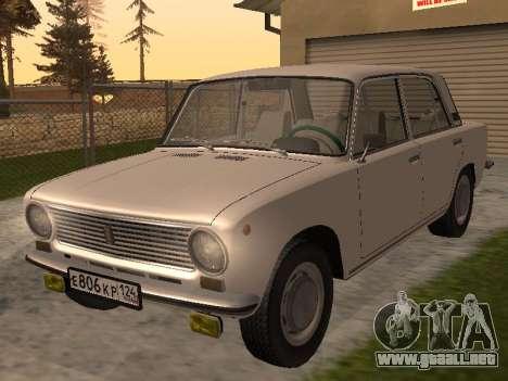 Los floreros 21013 krasnoyarsk para GTA San Andreas