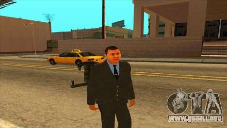 Karpov v1 para GTA San Andreas