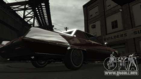 ENB Config by avydrado para GTA 4 adelante de pantalla