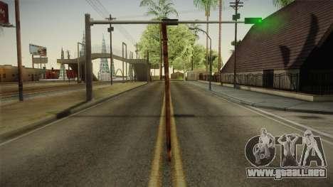 Silent Hill 2 - Weapon 1 para GTA San Andreas segunda pantalla