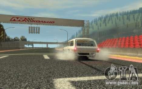 ГАЗ 310221 (Paul Black prod.) para GTA 4 vista interior